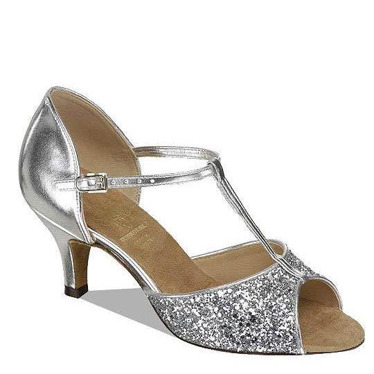 1029-Silver Sparkle