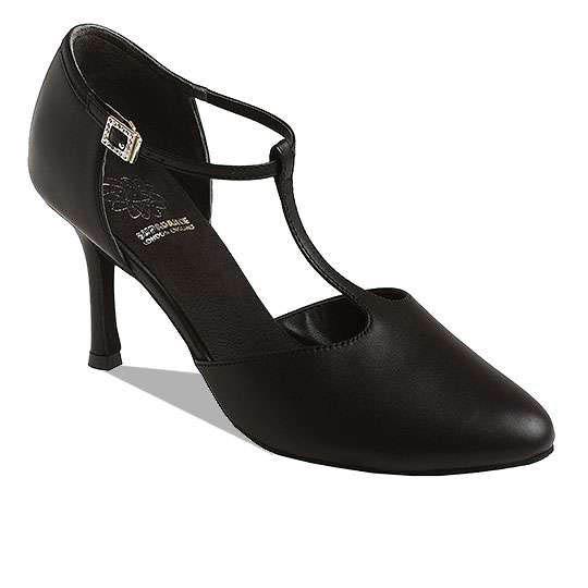 1039-Black Leather