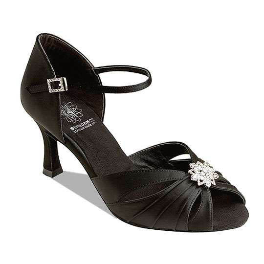 1538-Matt Black Satin