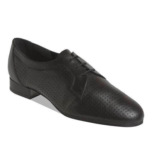 6500-Black Leather