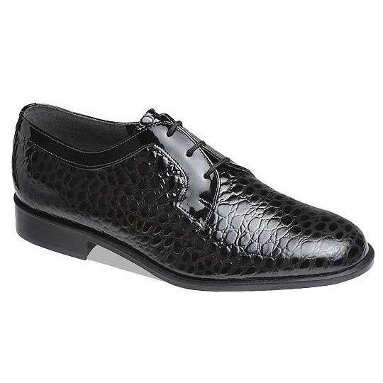 6700-Black Sim. Croc.