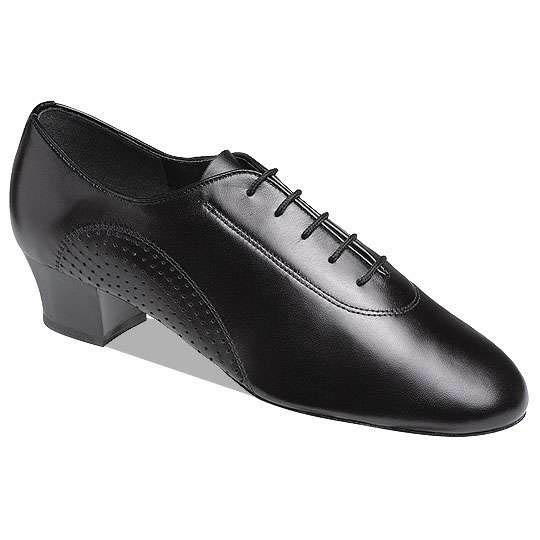 8200-Black Leather
